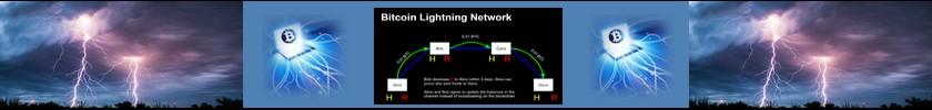 The Lightining Network pour un réseau bitcoin totalement scalable