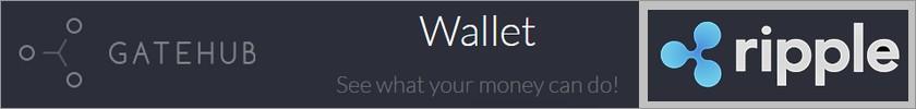 La création d'un Ripple Wallet avec GateHub